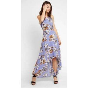 Abbeline Floral Hi-Low Dress